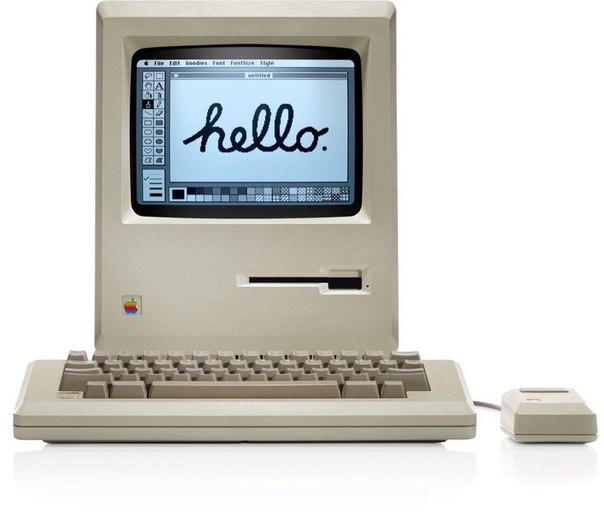 С днём рождения, Mac!