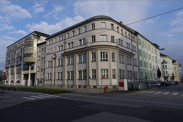 Университет дизайна линц