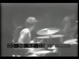 Keith Moon Collapses at Cow Palace