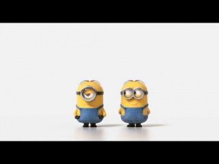 Миньоны/ Minions (2015) Промо-ролик №2