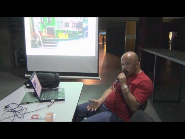 Seminar about Zorro bus for Amiga computers. by Timur Tashpulatov (tnt23). Chaos Constructions'2013