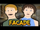 I BROKE THE GAME! - Facade Funny Moments
