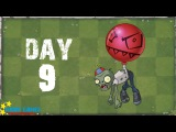Plants vs. Zombies 2 - Modern Day Day 9