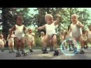 Baby Gangnam Style - PSY babies dancing (Evian)