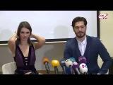 Çağatay Ulusoy - Delibal Film Gala in Bakü