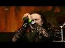 Cradle of Filth Gilded Cunt LIVE rock am ring