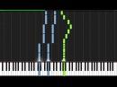 Drunken Sailor Sea Shanty Piano Tutorial Synthesia