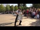 Барабанное шоу Vasiliev Groove - проект Барабанная дуэль