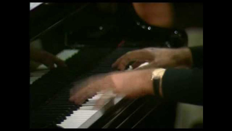 Mozart concerto 20 in d, K.466 - 1. Allegro (1of2) Gulda