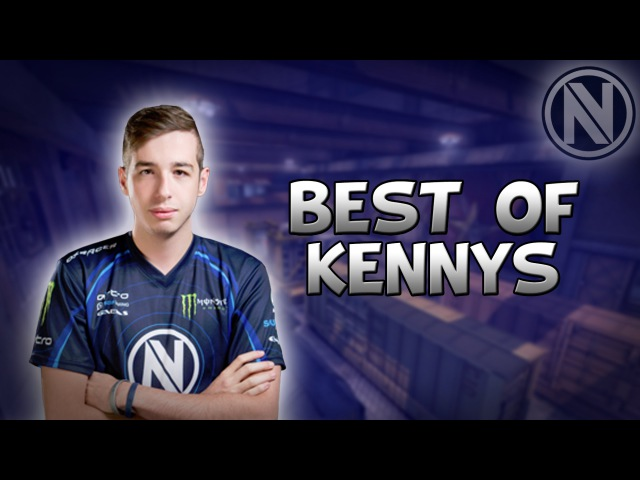 CSGO - BEST OF kennyS! (Insane AWP Plays, VAC Shots, Funny Moments, Stream Highlights More)