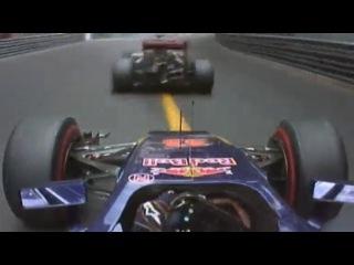 Жесткая авария Макса Ферстапена - ГП Монако 2015