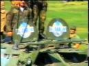 Дудаев и Жириновский на параде 1994 Грозный