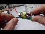 Драйвер с AliExpress для светодиода 10 Вт