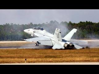 Неудачные взлеты и посадки самолетов, вертолетов, зачетное видео