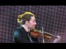 David Garrett - Somewhere over the rainbow - Bayreuth 15.06.2013
