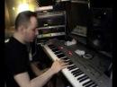 Zenith DJ in the studio