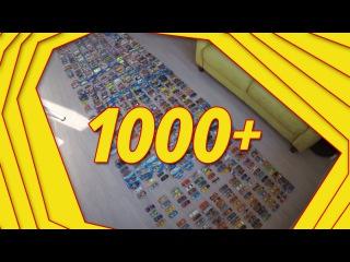 1000 подписчиков — 1000 машинок Хот Вилс!