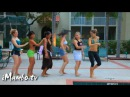 Madagascar - I Like to Move It - Dance Performance at the Pool Party