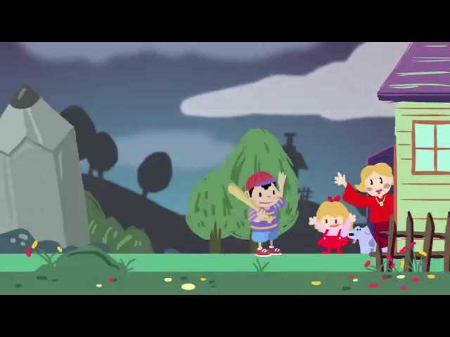 POLLYANNA An Animated Earthbound Tribute