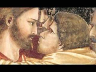 МОСТ НАД БЕЗДНОЙ-Джотто Поцелуй Иуды(1 серия)