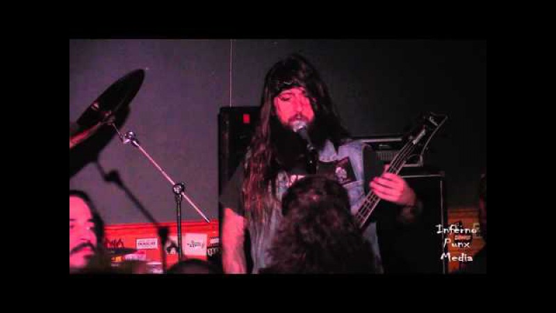 CANNABIS CORPSE Live at The Dive Bar in Las Vegas, NV 12/12/14 2 Cam Mix Part 4 of 4
