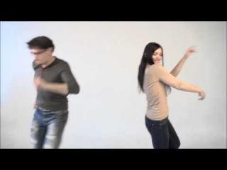 Новогодний поздравительный танец от топ-менеджмента клубов РЭД и