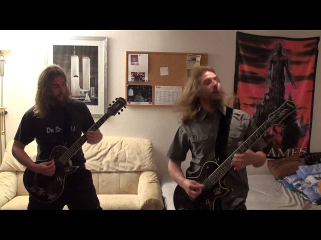 In Flames - Cover - Leeches (Live version)