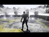 Shadow Moses Remake | Testing Dummy on daylight |