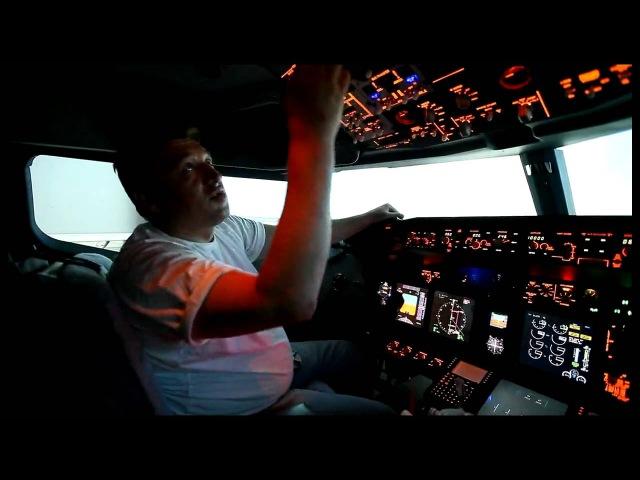 Летчик Лёха о системах самолета Боинг 737NG