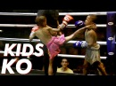 Muay Thai Kids KO (Full Fight) 2013-11-24.