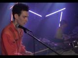 Philipp Gorbachev and The Naked Man - Montana Blues (Live Version) @CTM Berlin