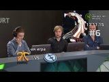 FallMajor 2015 6-ая Студия Аналитики перед 1-ой игрой Fnatic - NewBee. 13.11.15