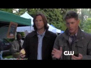 Сверхъестественное/Supernatural (2005 - ...) Фрагмент (сезон 8, эпизод 3)