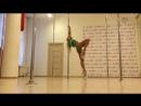Exotic Pole Dance - Daria Che /Дарья Чеботова/