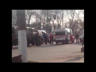 Все спокойно в ДНР, вот как нужно со скотом....