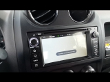 Jeep compass штатная магнитола klyde android 4.4.4