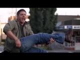 Jensen Ackles - Eye of the Tiger (сверхестественное 4 сезон 6 серия)