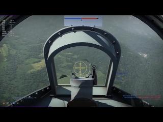 War Thunder - Ла-9. Мочим турков