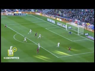 Барселона 4:0 Гранада. Обзор матча