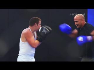 Гаррет Холев — спортсмен с синдромом Дауна
