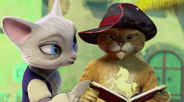 Приключения Кота в сапогах (2015) 8 серий