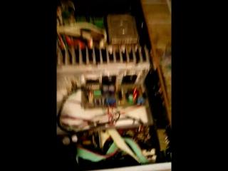 Видео Владислава Пидгайного об усилителе TDA7293+Toshiba