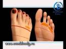 Рефлекторный массаж стоп ног Омск Зоны Тайский массаж стоп Точечный массаж