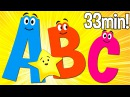 ABC Songs for Kids   A to Z (Uppercase)   Super Simple ABCs
