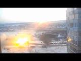 Донецк  Стрельба из установки