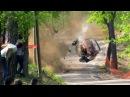Rallye Ronde de La Durance 2015 crash C2