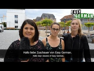 Easy German 99 - Studentenleben in Fulda