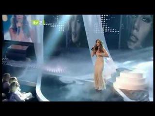 """""""Х-фактор"""" США. Леона Льюис, победительница третьего сезона  шоу """"X-Factor"""" в 2006 году, выступает почетной гостьей на шоу """"X-Fa"""