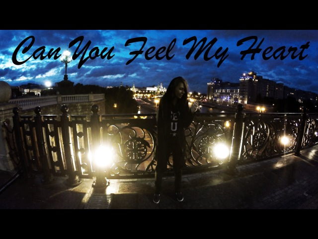 CAN YOU FEEL MY HEART by Sergey Yakovlev Olga Redoran (Bring Me The Horizon Cover)