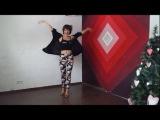 Salsa lady styling by Anna LEV - La Lupe - El carbonero